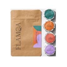Zestaw Startowy 4x tealight FLAMQA